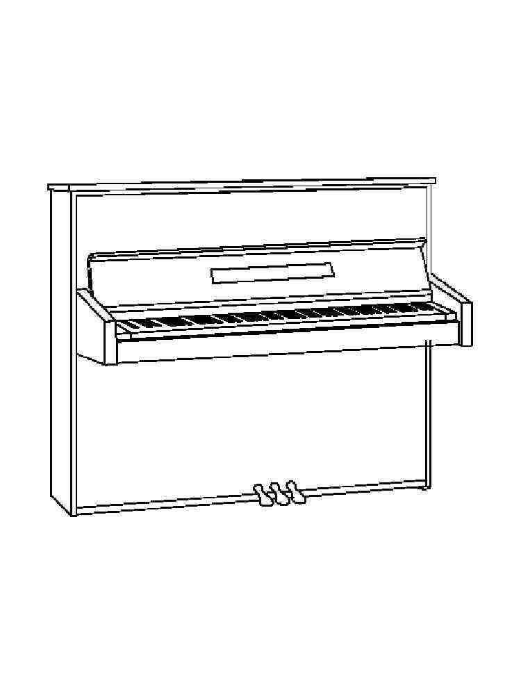 malvorlagen klavier  ausmalbilder kostenlos zum ausdrucken