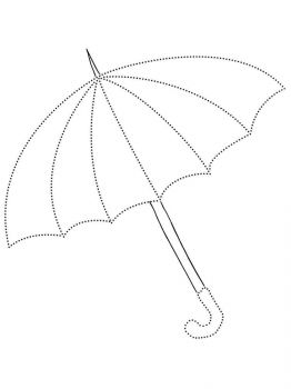umbrella-coloring-pages-7