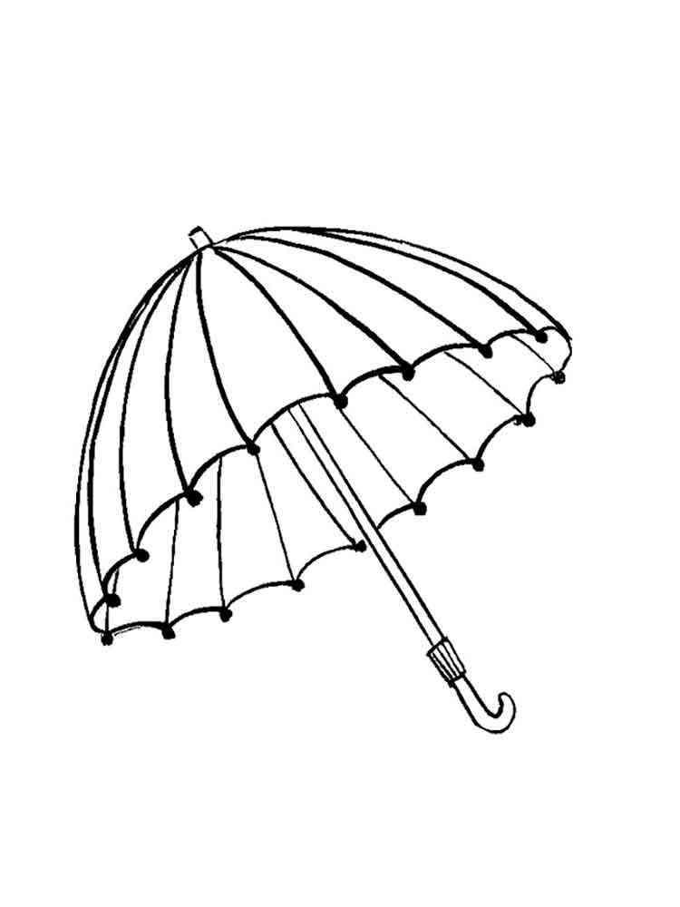 malvorlagen regenschirm  ausmalbilder kostenlos zum