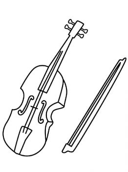 violin-coloring-pages-1