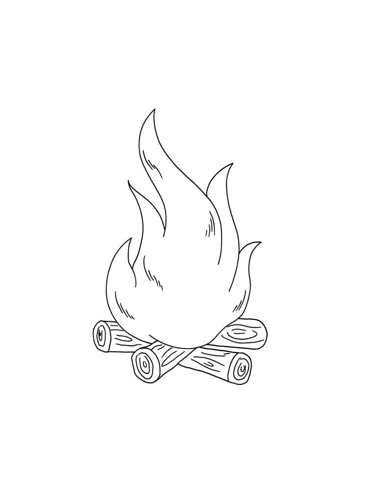 malvorlagen feuer - ausmalbilder kostenlos zum ausdrucken