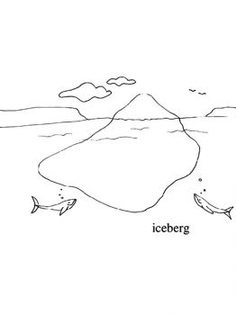 iceberg-coloring-pages-9