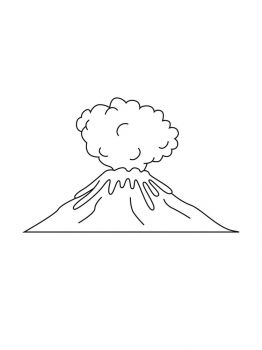 volcano-coloring-pages-3
