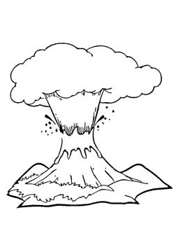 volcano-coloring-pages-7