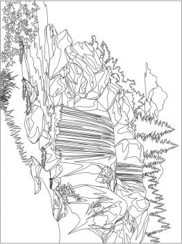 waterfall-coloring-pages-10