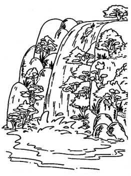 waterfall-coloring-pages-21