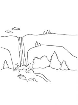 waterfall-coloring-pages-9