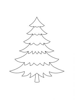 fir-tree-coloring-pages-11